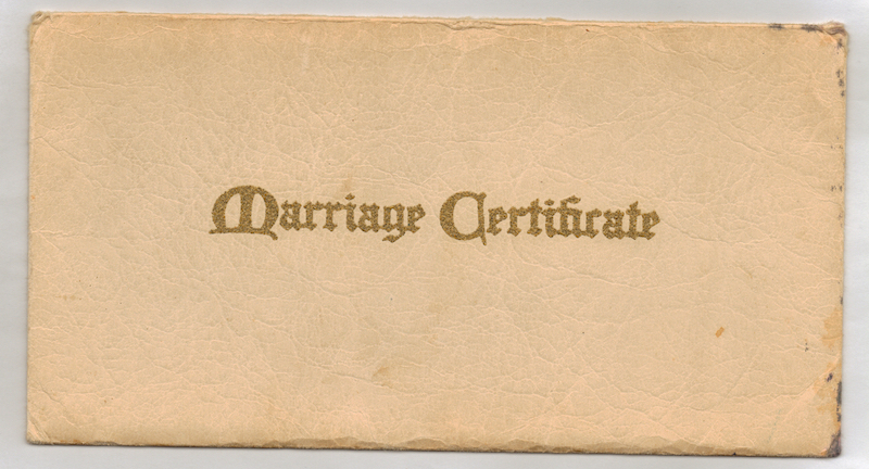 Lost Your Marriage Certificate | The Divorce Magazine