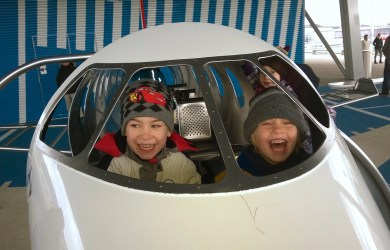 How to travel light with children
