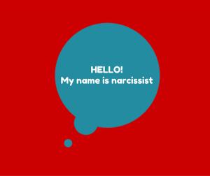 Narcissistic Behaviour?