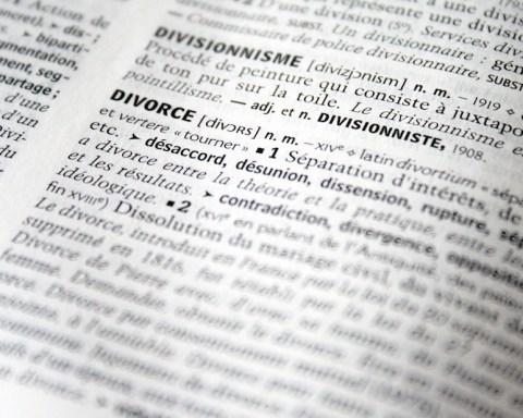 Divorce law reform