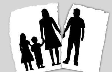 child's main carer after divorce