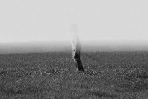Fading away