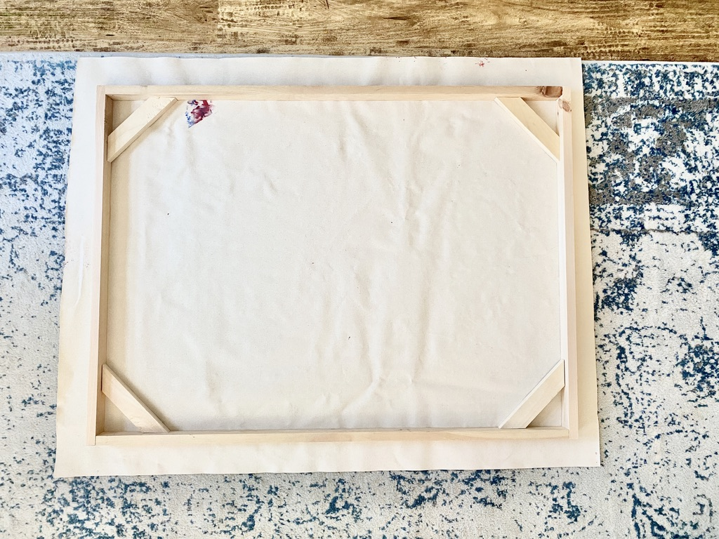how to wrap the canvas