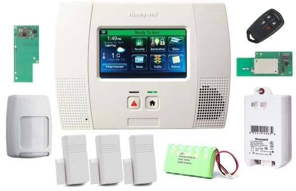 Honeywell Lynx Touch L5200 Wireless Home Security