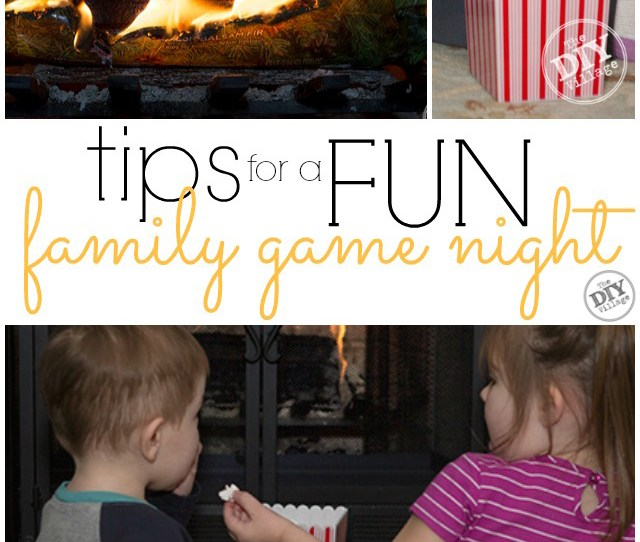 Tips For A Fun Family Game Night With Young Children