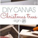 Diy Farm Fresh Christmas Trees Sign The Diy Village