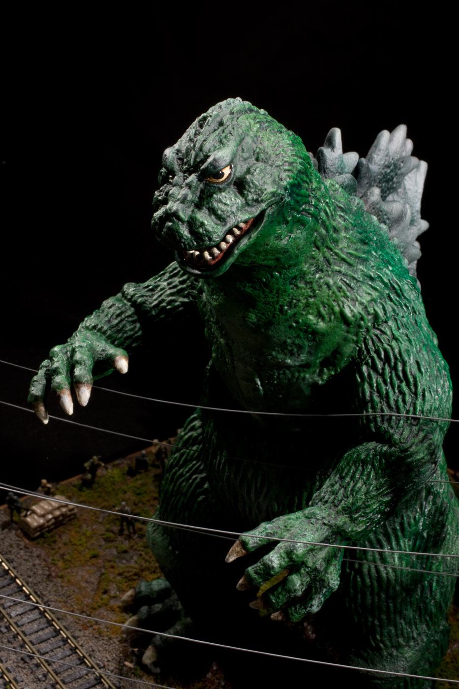 Godzilla Vs King Kong 1962 The Doctors Model Mansion