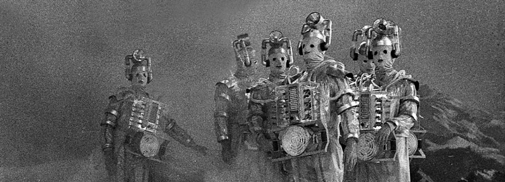 Image result for mondasian cybermen