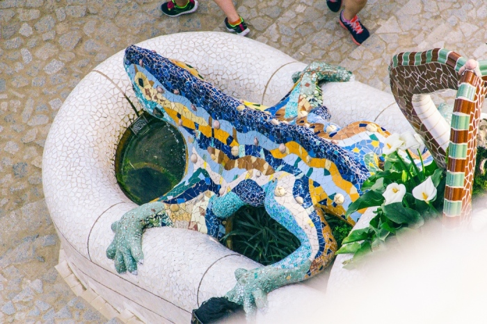 barcelona park guell gaudi thedollsfactory (7)