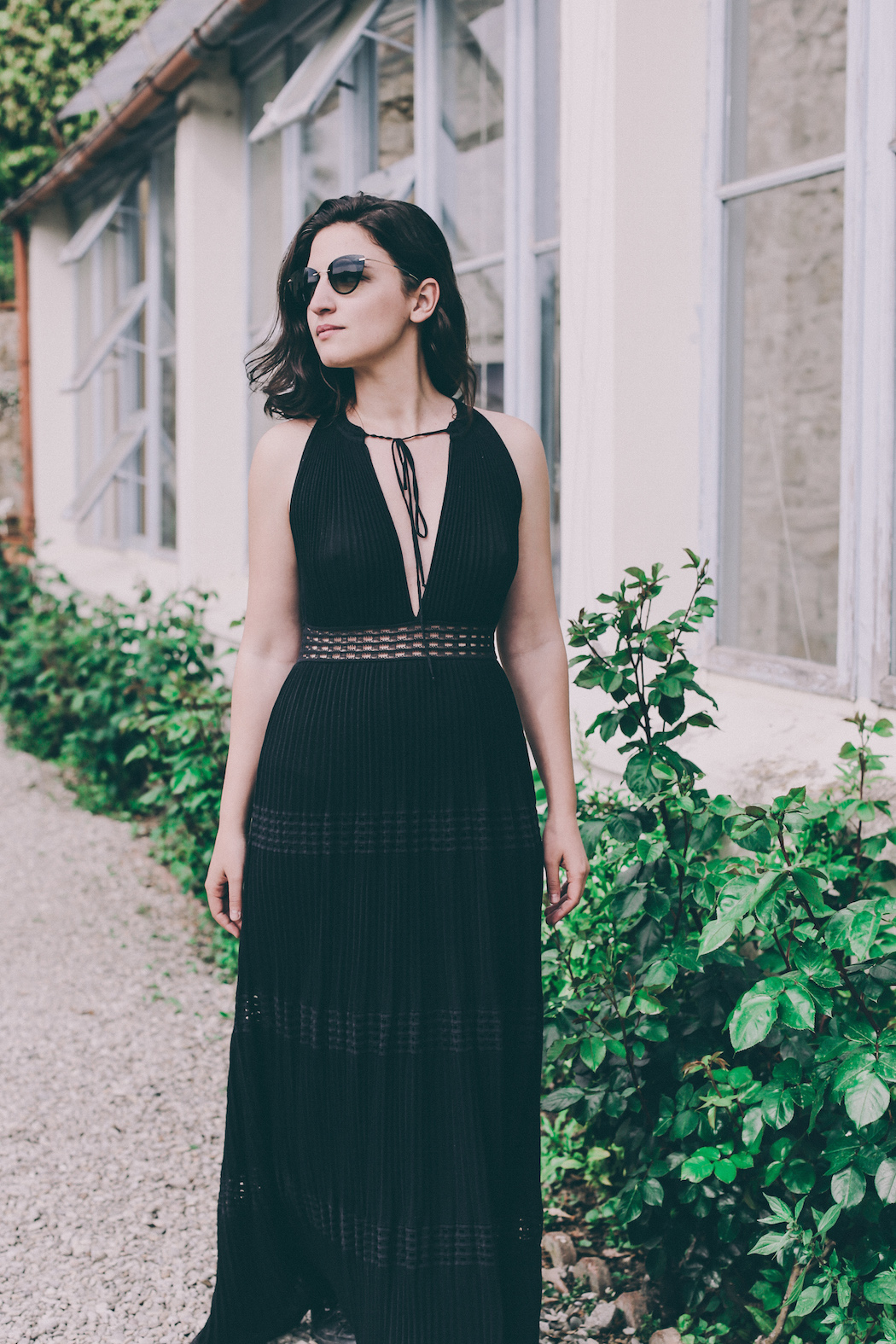 m missini black dress