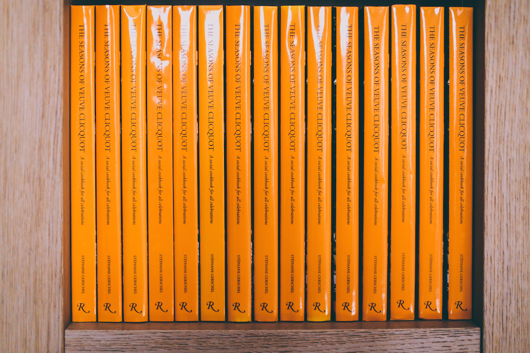 veuve clicquot books