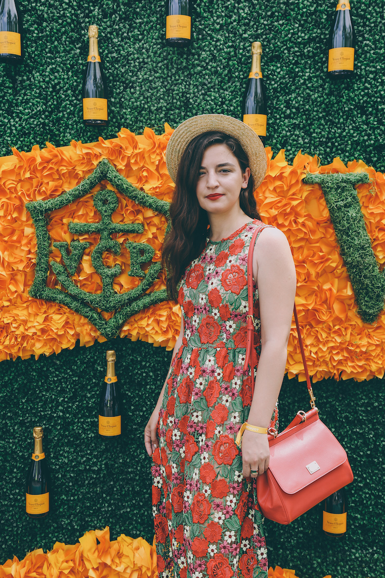 veuve clicquot polo classic fashion blogger anja tufina9