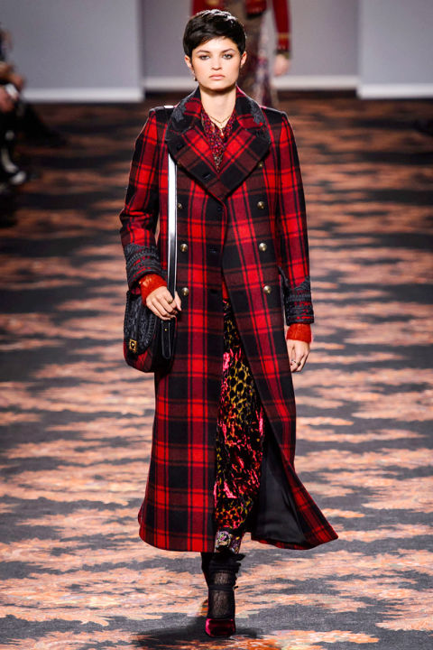 Fall winter 2017 trend the tartan etro the dolls factory