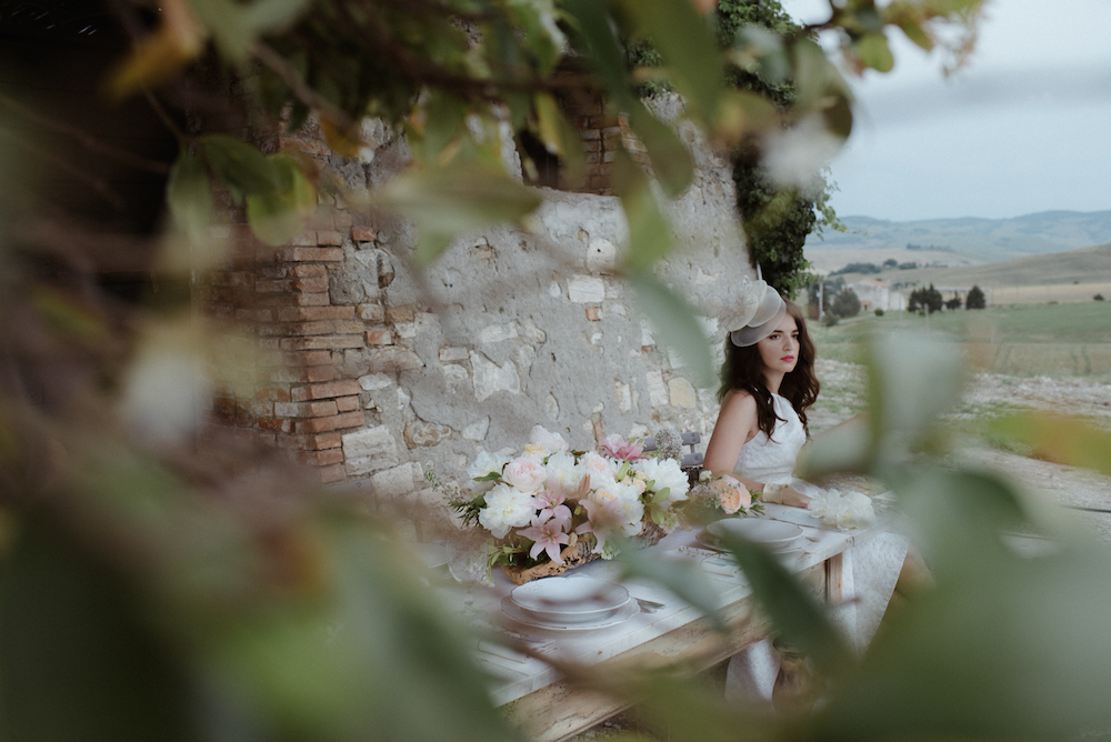 Fashion Blogger Wedding Tuscany lovely