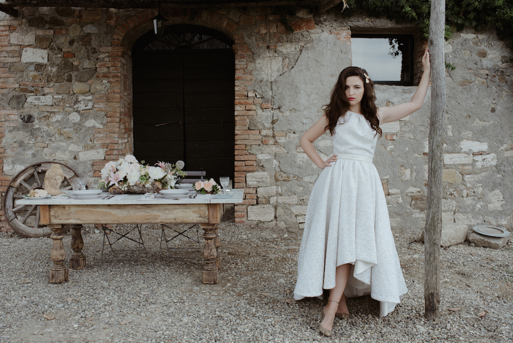 Fashion Blogger Wedding Tuscany photography Anna Ambrosi