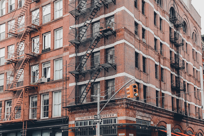 New York Travel Blogger little italy streets