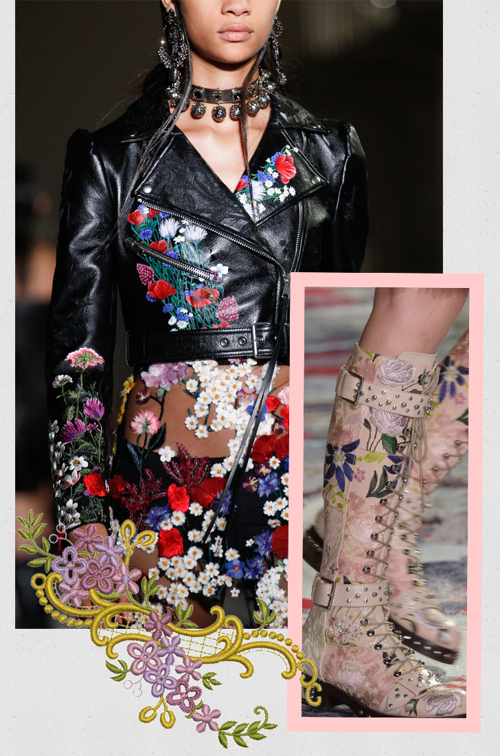 fashion-trend-embroidery-spring-summer-2017-alexander-mcqueen