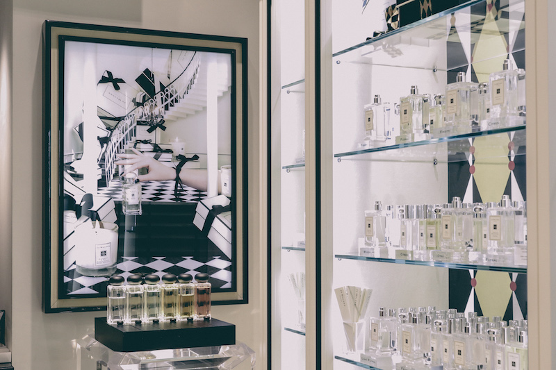 Jo Malone London Via Manzoni Milan