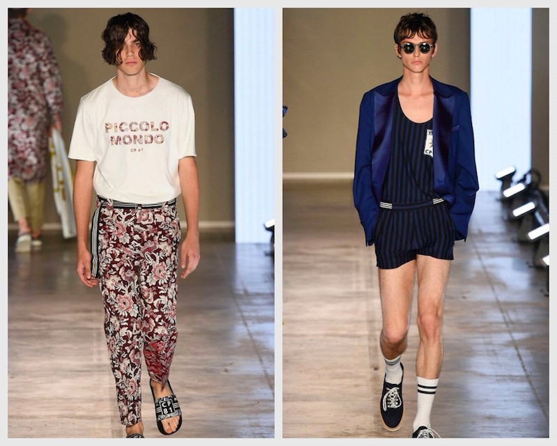 Men 39 S Spring Summer 2018 Fashion Trends Preview The