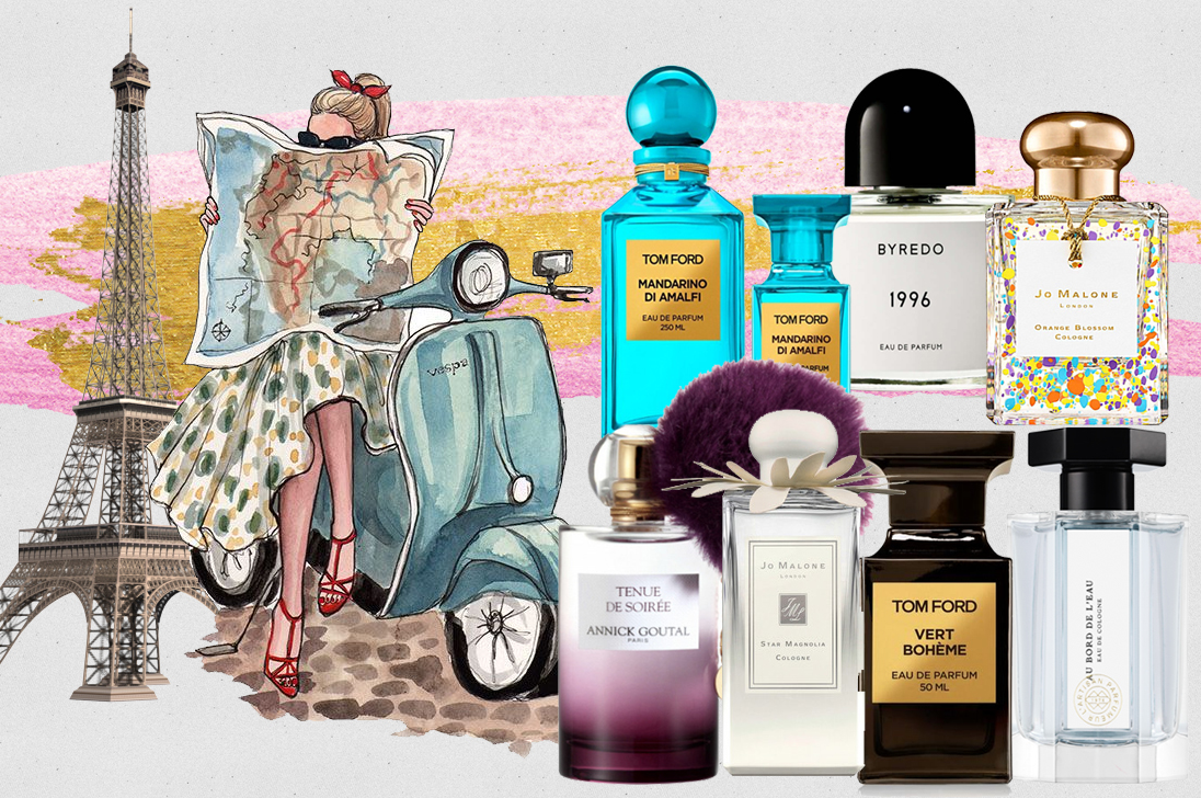 perfect fragrances for travel