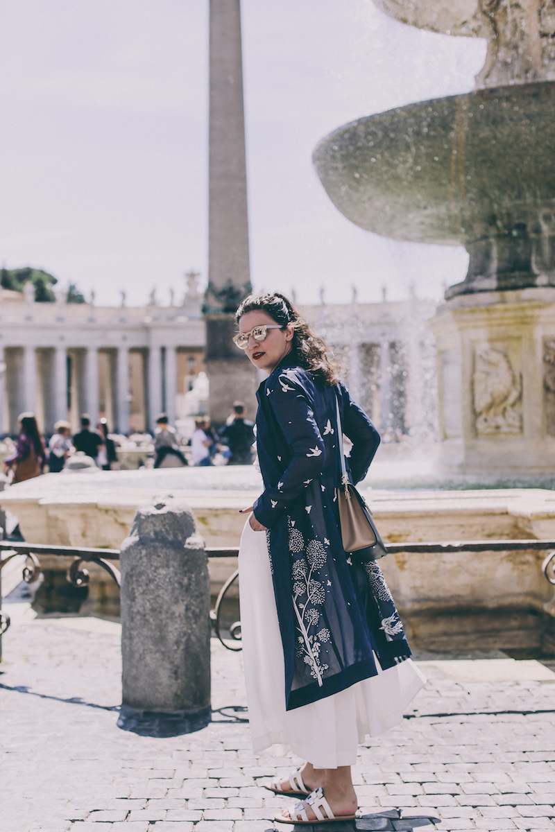 rome vatican city travel blogger thedollsfactory 9