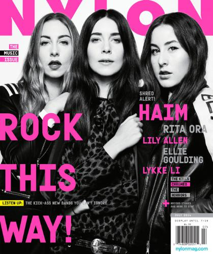 NYLON Media Music Issue