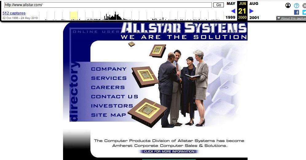 Allstar.com 2000