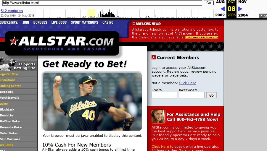 Allstar.com 2003
