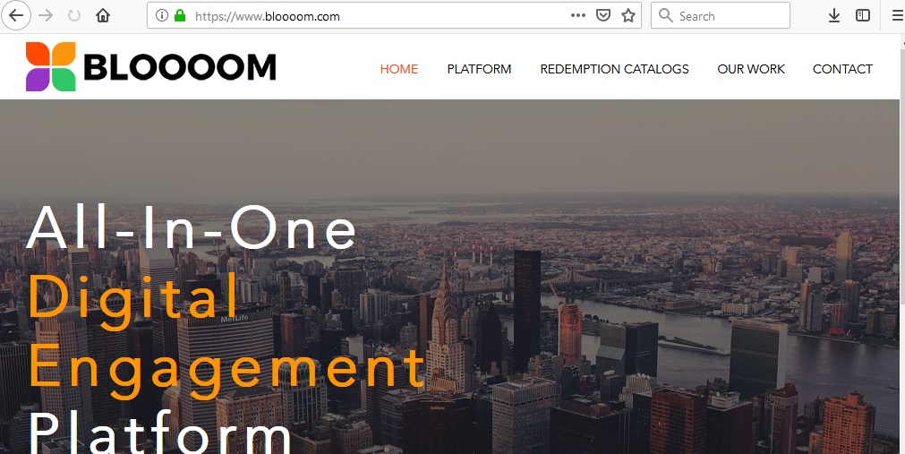 Bloooom.com