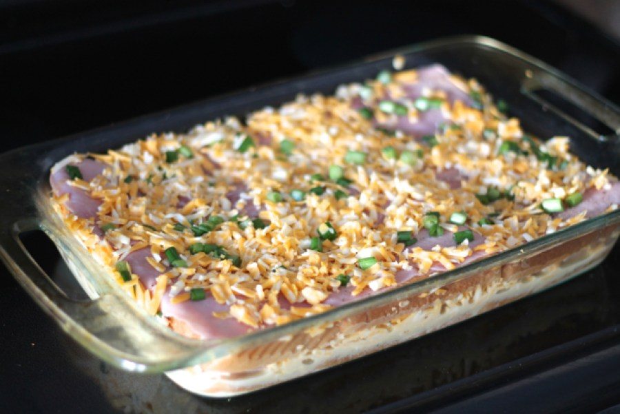 Wife Saver Breakfast Casserole | thedomesticblonde.com