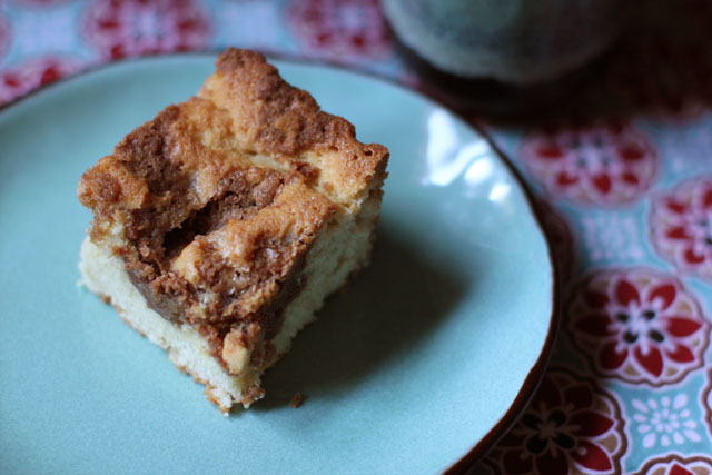 The Best Coffee Cake. Ever. – The Domestic Specialist