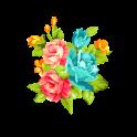 THE ORIGINAL Della Rose logo