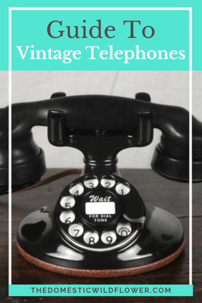 Guide to Vintage Telephones