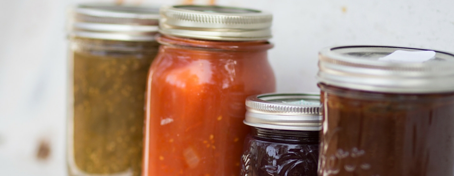 Canning for Beginners: A Domestic Wildflower click to read a ton of resources perfect for brand new beginners. This collection of posts and tutorials are clear and thorough. Get started canning now!