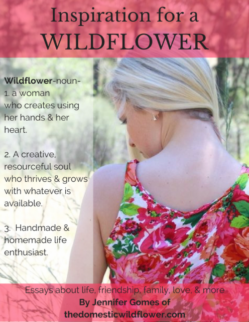 Inspiration For a Wildflower Ebook