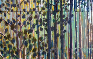 Jane Martin, Donnelly River Trees. Work from the Donnelly Verandah Residencies 2016