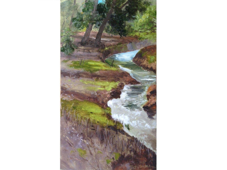 Ben Sherar, Donnelly River 5