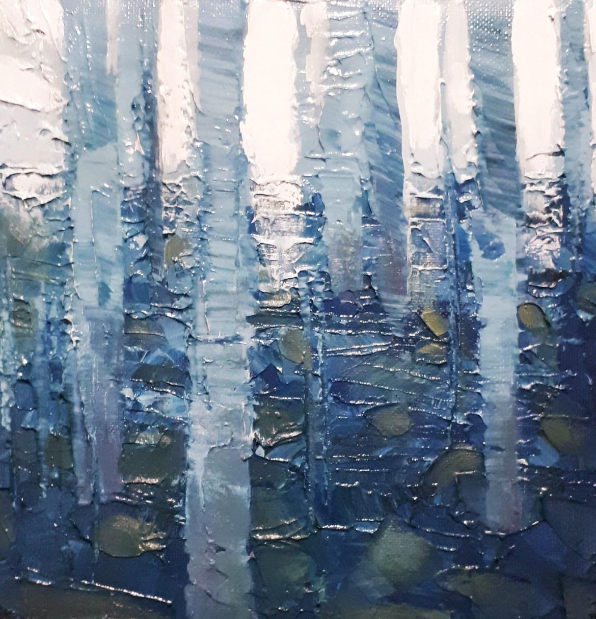 Bronwen Newbury, Donnelly River trees