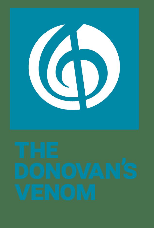 The Donovans Venom 501(c)(3) Logo