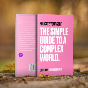 Educate Yourself – Paperback