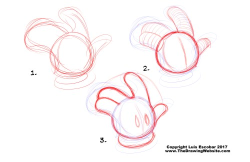 Cartoon Hand Formulasthe Drawing Website The Drawing Website