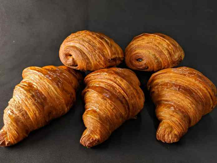 How to Make homemade Baked Croissants