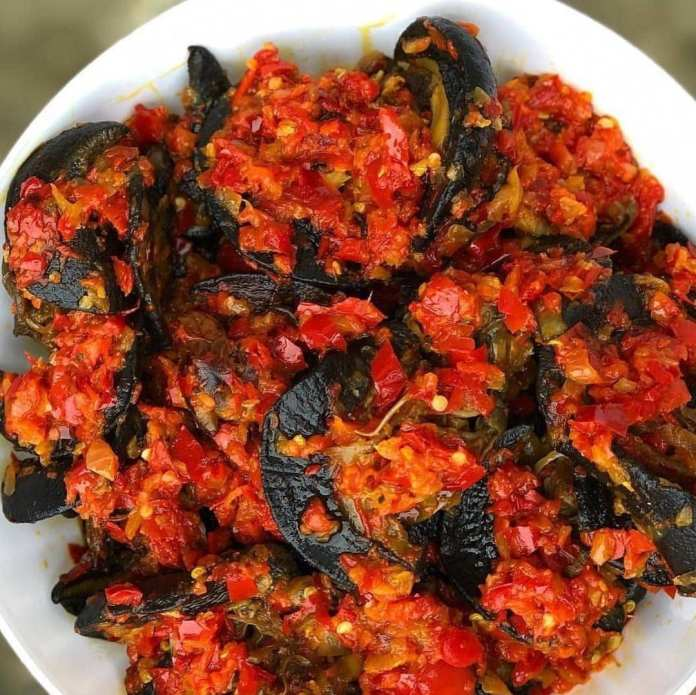 how to make peppered snails