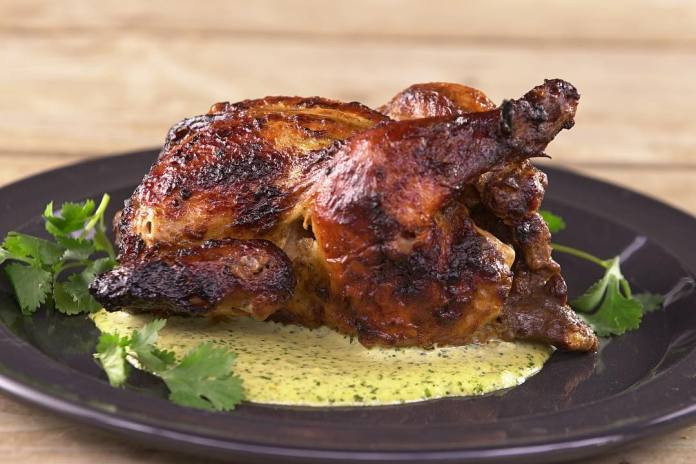 peruvian grilled chicken recipe