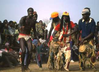 african traditional sports