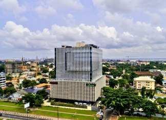 Beautiful Buildings in Lagos