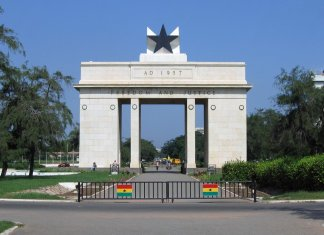 accra travel guide