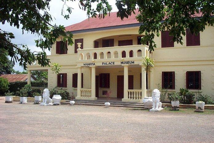Manhyia Palace Ghana