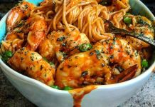 stir fry prawn noodles recipe