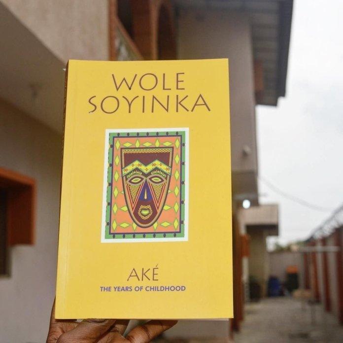 Ake by Wole Soyinka
